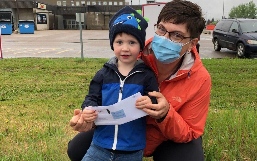 Wing Commander's Wellness Challenge – Week 1 Winner