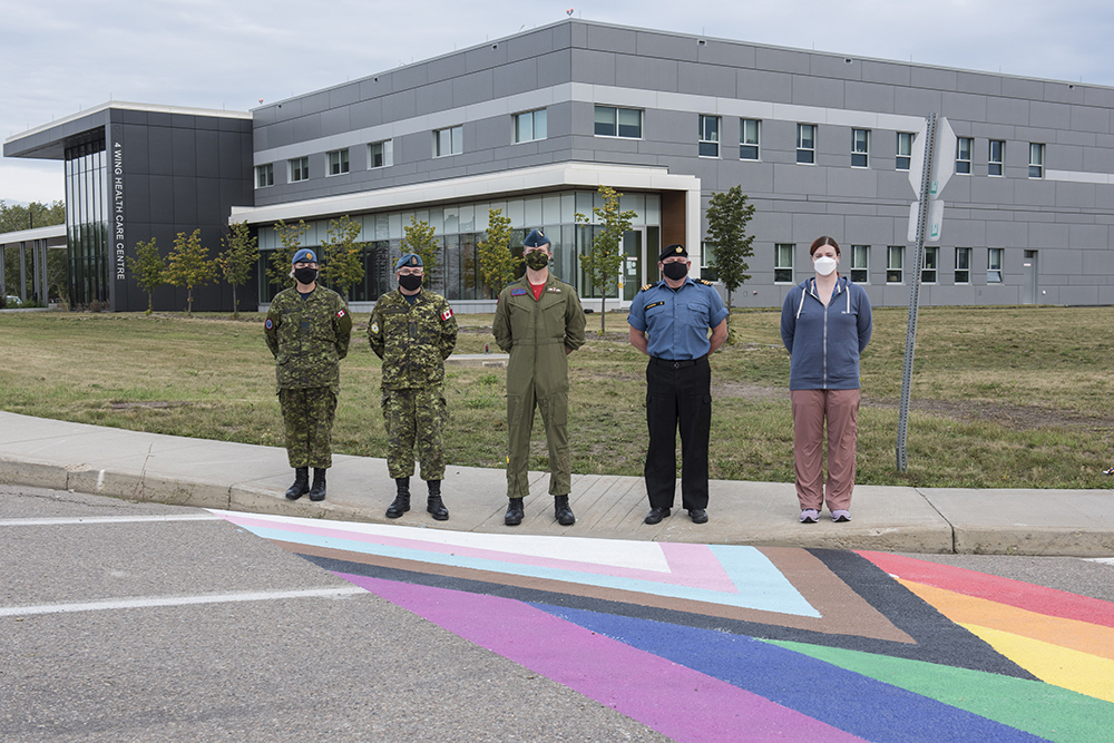 Wrapping up Pride Week at 4 Wing