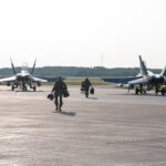 409 Squadron Celebrates 80th anniversary while supporting Operation REASSURANCE