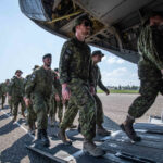 Canadian Armed Forces air support to B.C. wildfire situation