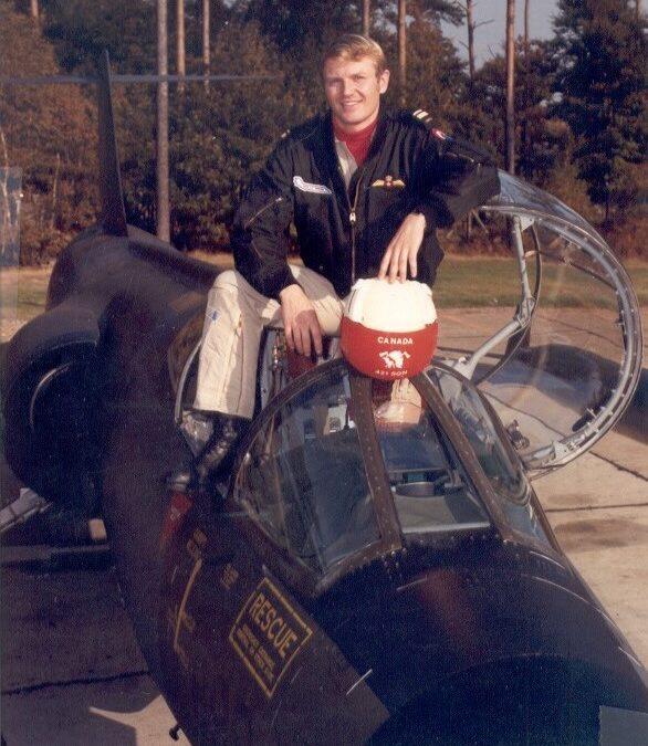 Memorial planned for pilot killed in 1989 crash